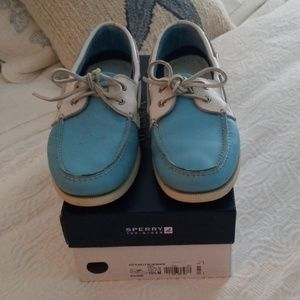 GUC Men's Sperrys  size 10.5M
